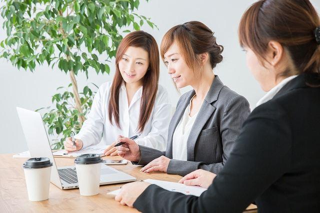 女性の職場